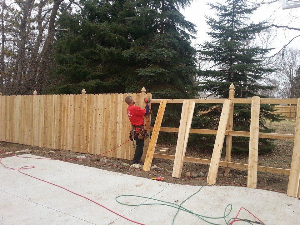 Fence Company Kansas City