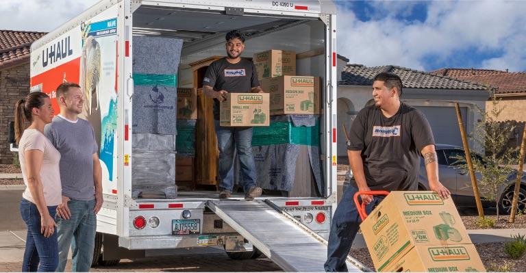 North Las Vegas Moving Companies